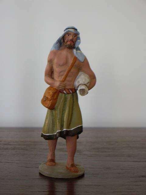 TULA - pastor de camino - 11 cms - 2008