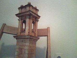 Campanario  barroco